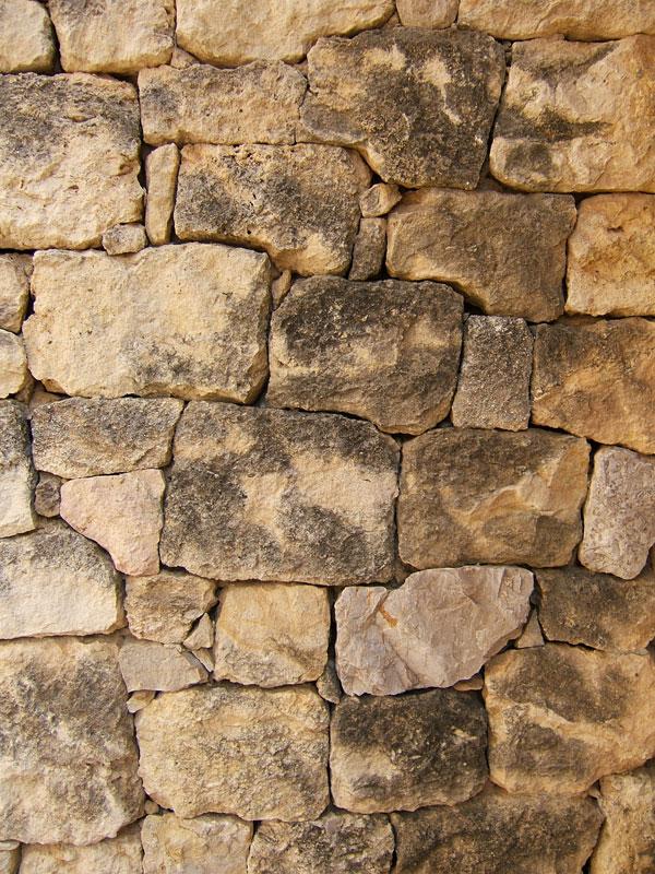 Textura piedra seca cava tour guide from catalunya - Pared interior de piedra ...