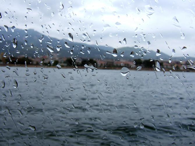 Pluja al delta